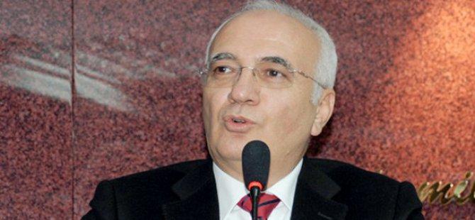 """Elitaş:CHP,gereksiz şeylerle uğraşma partisi haline gelmiş"""""""