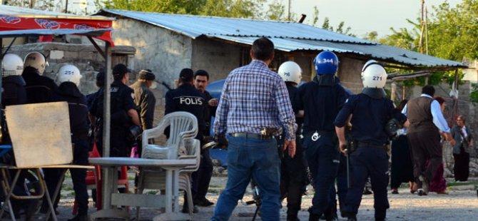 Düğünde silahlar konuştu 3'ü polis 23 yaralı 40 gözaltı