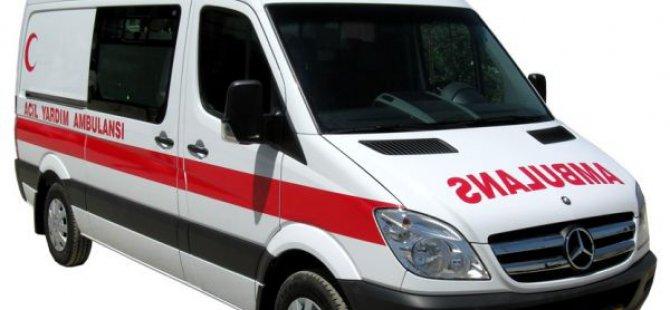 KAYSERİ'DE 112 PERSONELİNE TEHDİT VE HAKARETE 1 YIL 7 AY HAPİS CEZASI