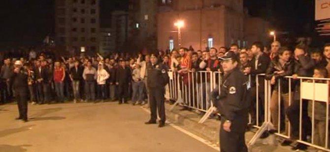 Kayserispor maçı sonrasında 15 kişi gözaltına alındı