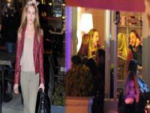 Sinem Kobal yeni sevgilisi ile Arda'ya yakalandı