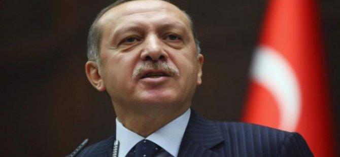Erdoğan 'Casusları serbest bırakan cemaatçileri de temizleyeceğiz'