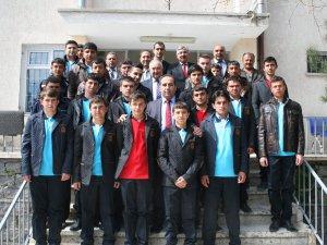 İNCESU'DA ÖĞRENCİLER MOBİLYA TASARIMI İÇİN ALMANYA'YA GİDECEK