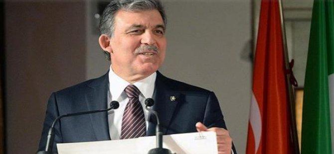 Cumhurbaşkanı Gül: Gelecekle ilgili siyaset planım yok