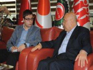 Mahmut Arslan: Taksim Kutsal Değil!