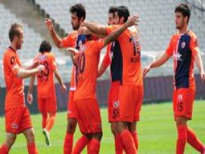 İBB Süper Lig'e Yükseldi!..