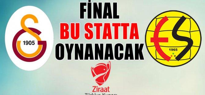 Ziraat Türkiye Kupası Finali Hangi Stat'da Oyanacak Açıklandı