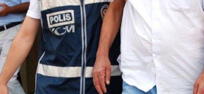 Kayseri'de Arkadaşını Ziyarete Geldi Gözaltına Alındı