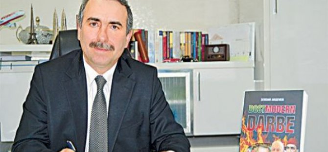 Serdar Arseven 'Erdoğan ve Kurtulmuş…'