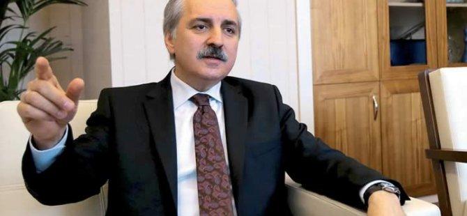 Numan Kurtulmuş: 'Halk Ali Cengiz oyununu bozdu'