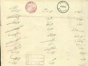 Türkiye'nin kuruluş belgesi