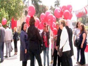 KAYSERİ'DE CHP'DEN ALTERNATİF 23 NİSAN KUTLAMASI