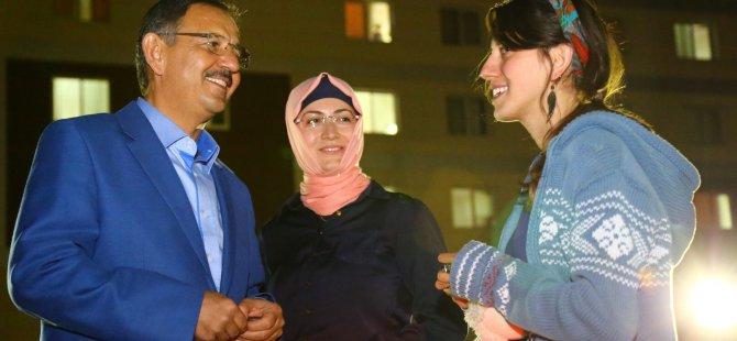 Özhaseki'nin sadece Kayseri'nin değil tüm Türkiye'nin saygısını kazandı