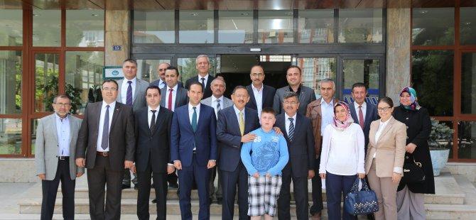 Kayseri Büyükşehir Belediyesi'nin Türkiye'nin en başarılı belediyesi