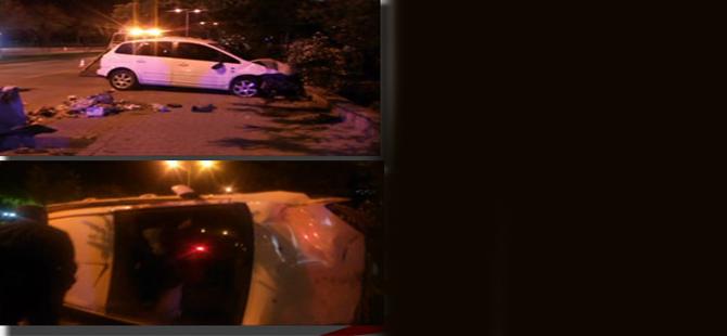 Balıkesir'de Alkollü sürücü dehşet saçtı: 1 ölü, 2 yaralı