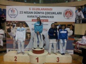 6.Uluslararası 23 Nisan Dünya Çocukları Karate Turnuvası 61