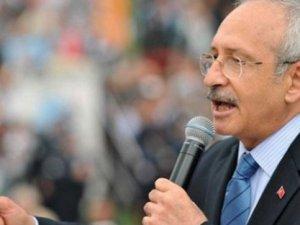 Kılıçdaroğlu: Türkiye ateşe atılıyor