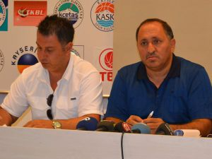 Kayseri Kaski'den 3 Transfer