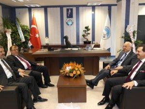 TOBB Başkanı'ndan Kocasinan'a Ziyaret