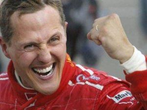Schumacher komadan çıktı ilk sözü Karısına Aşkım