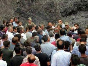 nevşehir'de maden ocağında göçük