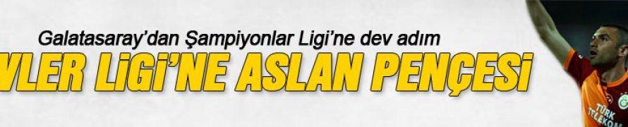 Elazığspor 0 - 1 Galatasaray