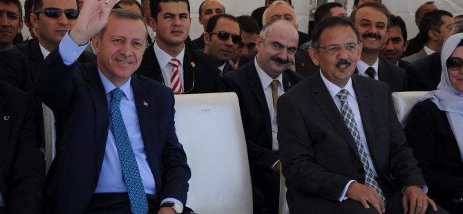 Başbakan Erdoğan Kayseri'de toplu açılış töreninde konuştu