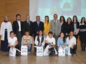Melikgazi Belediyesi Çocuk Meclisi Kutlu Doğum Haftası