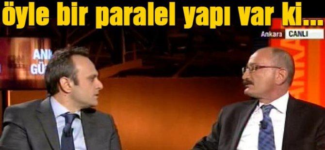 Abdullah Abdulkadiroğlu ile Emin Pazarcı arasında gergin anlar