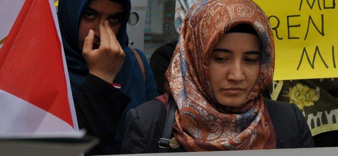 KAYSERİ'DE MAZLUMDER 529 İDAM MAHKUMUNA SAHİP ÇIKTI