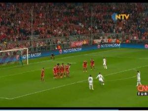 Bayern Münih Real Madrid: 0-4 Maç Özeti