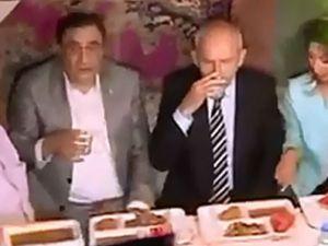 Ezan Okunmadı Ama Kemal Kılıçdaroğlu Orucunu Açtı - VİDEO
