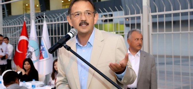 Mehmet Özhaseki 1 Mayıs: