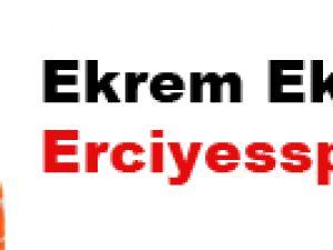 Ekrem Ekşioğlu Erciyesspor'da