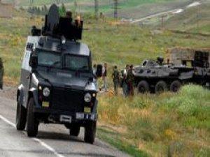 Tunceli'de Askeri Araca Hain Saldırı