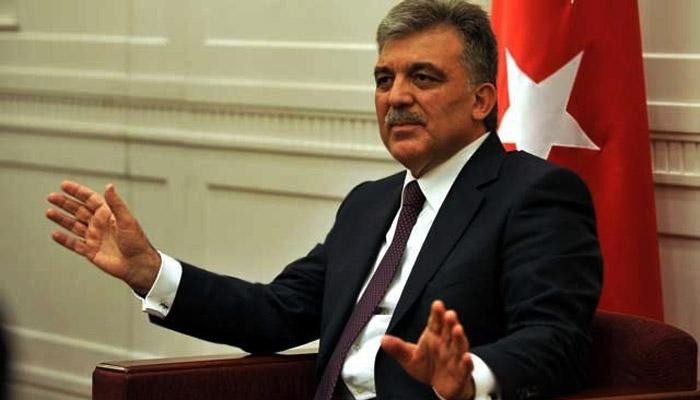 Cumhurbaşkanı Gül: Başbakan istişareye ihtiyaç duydu