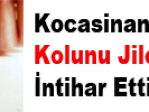 Kocasinan'da Kolunu Jiletliyerek İntihar Etti