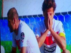 Kayserispor Eskişehirspor'u 4 -1 yendi lig'den düştü