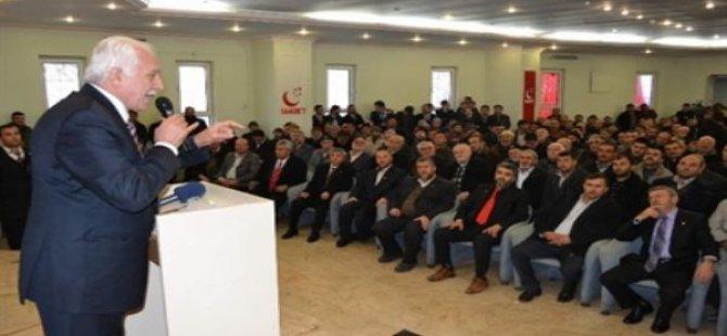 Mustafa Kamalak Yeniden Seçildi