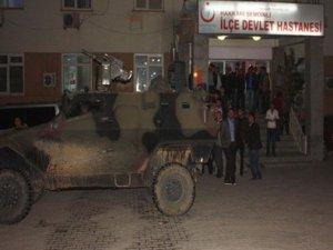 Askeri araç şarampole yuvarlandı: 3 Şehit, 6 yaralı!