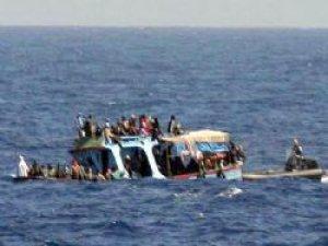 Ege'de İki Tekne Alabora Oldu, 22 Kişi Öldü