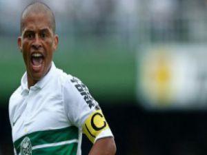 Coritiba'da Alex de Souza kavga çıkardı! - VİDEO
