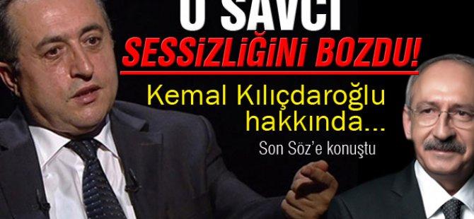 Savcısı Demir,Kılıçdaroğlu'nun hakkında ağır ifadeler karşısında sessizliğini bozdu