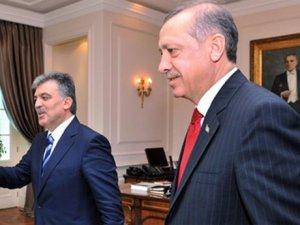 Sayın Başbakan ile Abdullah Gül birbirine rakip değil