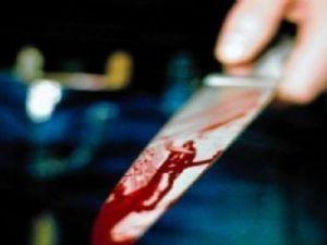 Erkilet Mahallesi'nde kız meselesi yüzünden bıçaklı kavga 2 yaralı