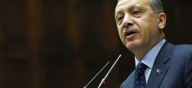 Başbakan Erdoğan 'Danıştay'da bir tiyatro seyrettik'