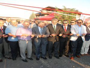 Melikgazi  Belediyesi 1850 metre yol ve 9 köprü açtı