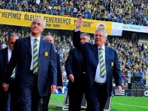 Fenerbahçe 19.Lig Şampiyonluğunu Kutladı