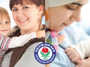 Eğitim-Bir-Sen Kayseri Şubesi Anneler Günü  Mesajı