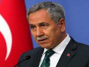 Bülent Arınç'tan CHP'li Sapan'a kınama